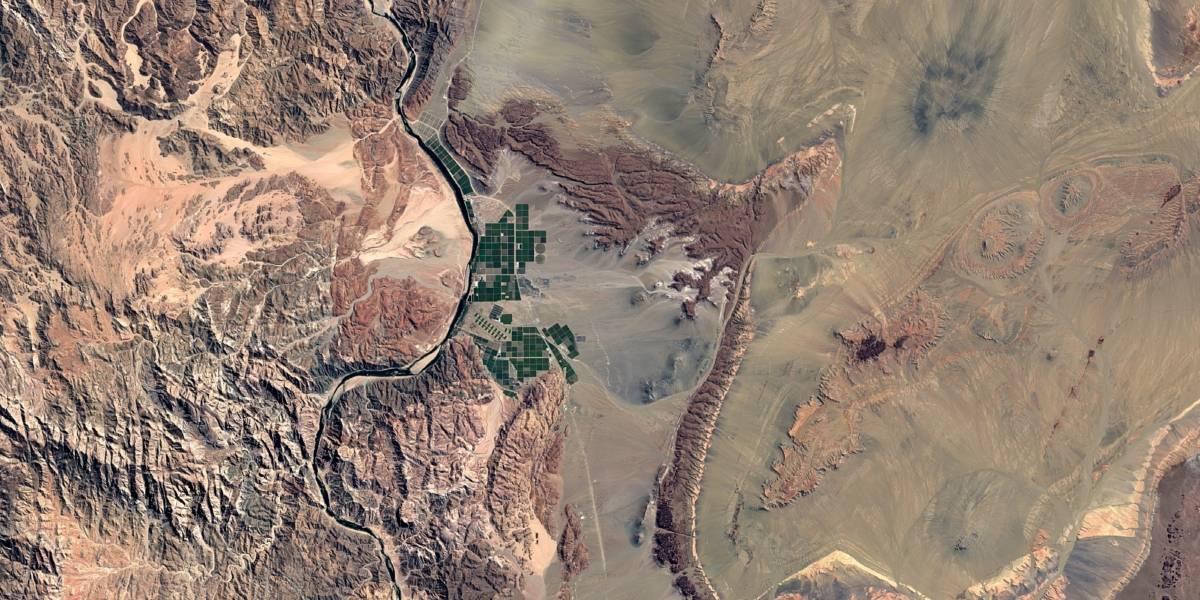 Nuevas actualizaciones de Google Earth Timelapse