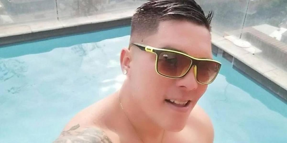 Novio de la mujer chilena desaparecida regañó a Néstor Morales en plena entrevista