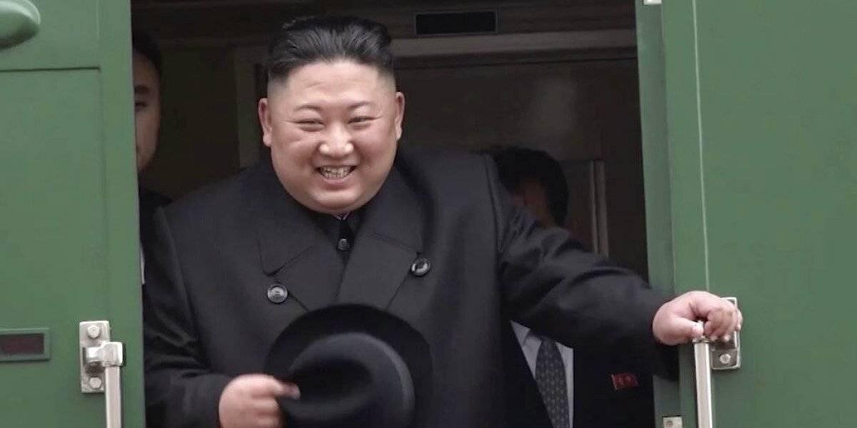 Kim Jong Un llega a Rusia en vísperas de cumbre con Putin