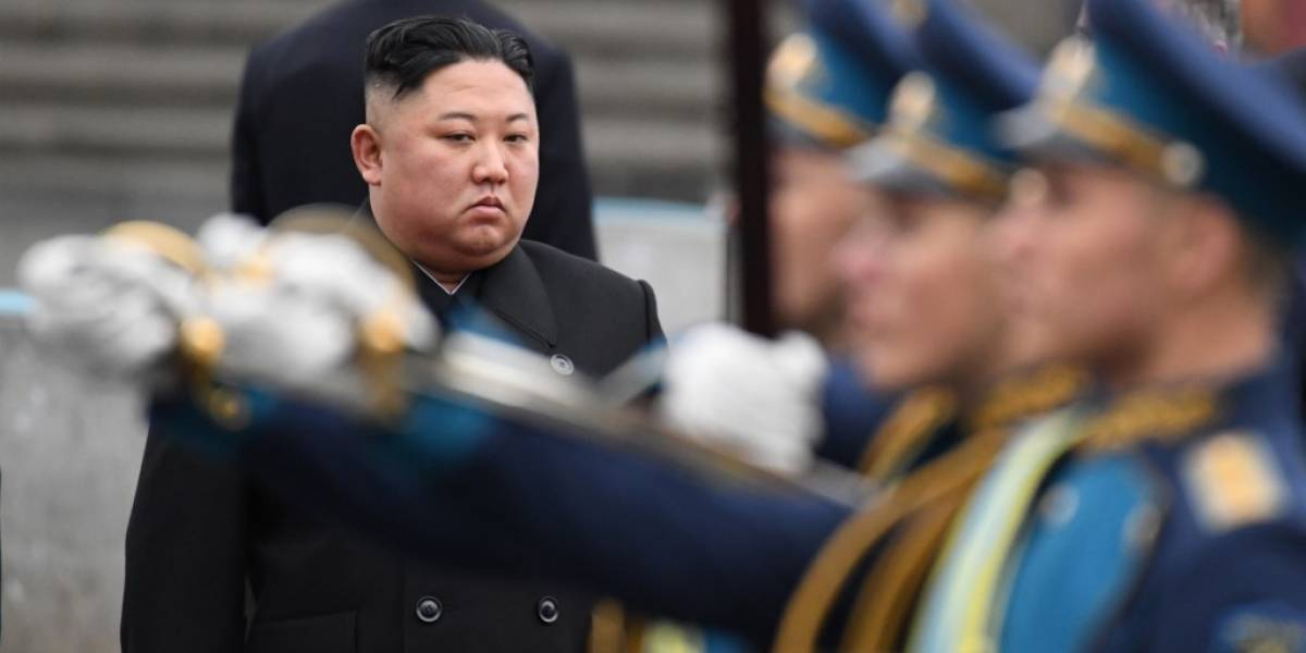 VIDEO. Kim Jong-un llega a Rusia en busca del apoyo de Putin