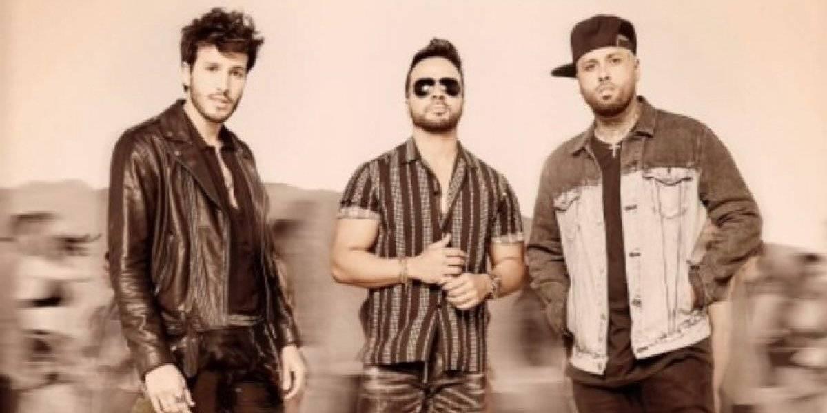 """Luis Fonsi estrena su nuevo sencillo """"Date La Vuelta"""" junto a Nicky Jam y Yatra"""