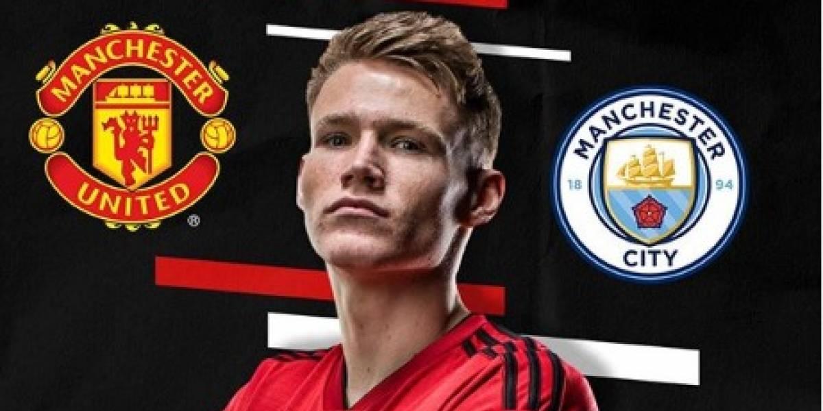 Campeonato Inglês: onde assistir ao vivo online o jogo Manchester United x Manchester City