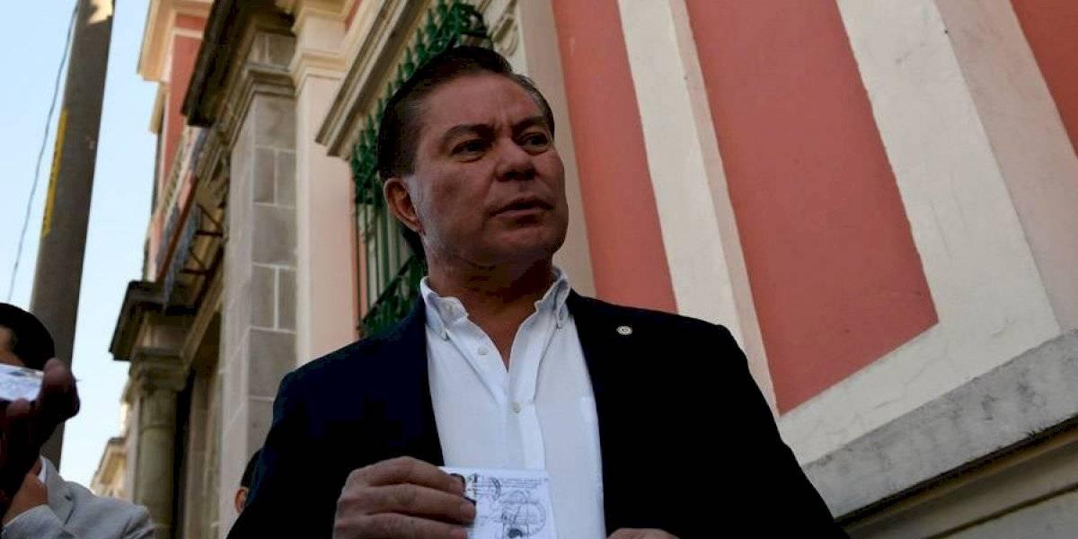 Audiencia contra Mario Estrada es reprogramada para agosto
