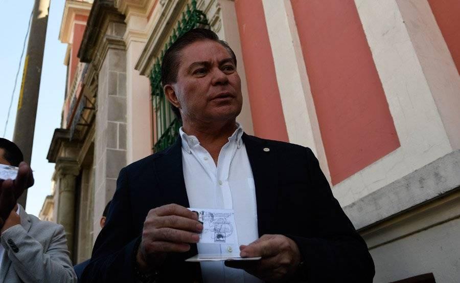Mario Estrada Orellana. Foto: Publinews