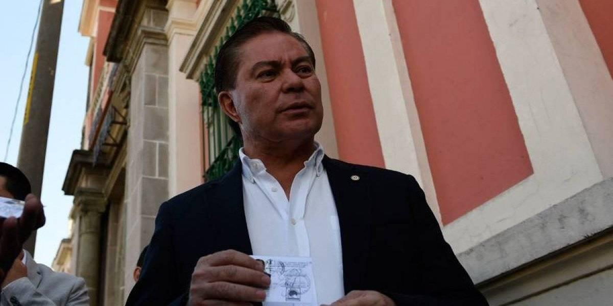 Mario Estrada tenía asignada seguridad por parte de la PNC