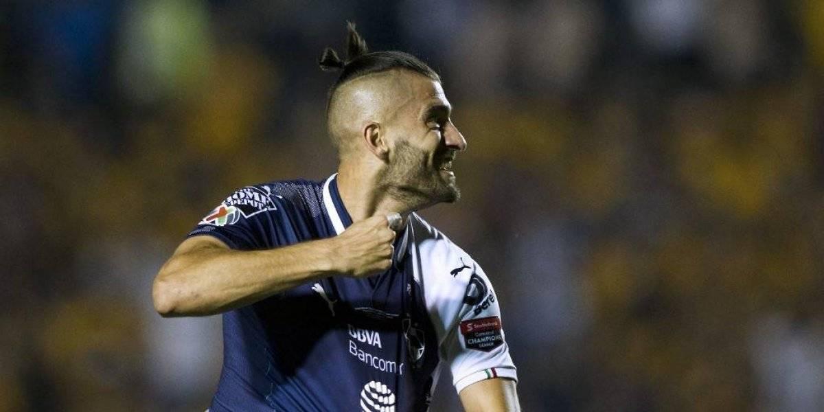 Monterrey vence a Tigres en el ida de la final de Concachampions