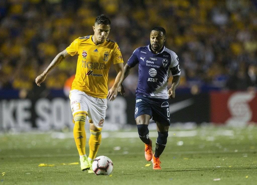 Monterrey versus Tigres AFP
