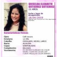 tres mujeres desaparecidas en Petén