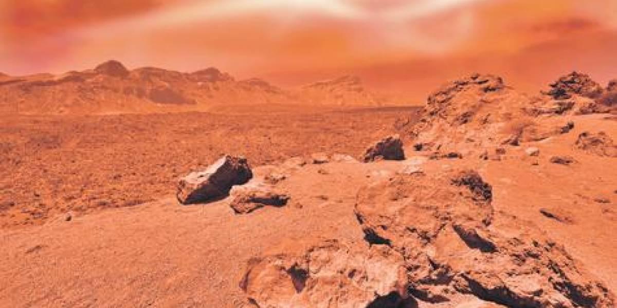 La Nasa registra por primera vez un terremoto en Marte