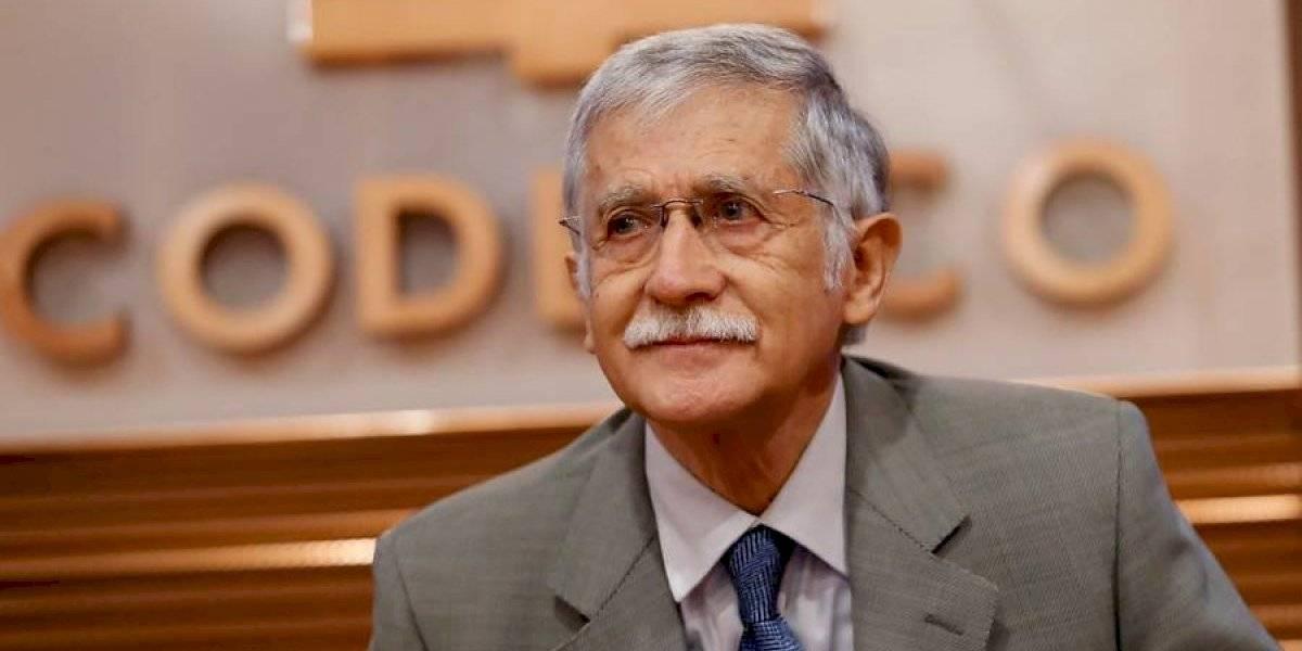 """""""No hay un puto peso"""": Nelson Pizarro deja la presidencia ejecutiva de Codelco y ya fue designado su reemplazante"""