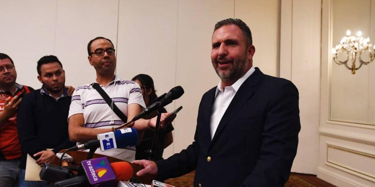 """Roberto Arzú: """"Esto lleva un fin político, sin duda hay guatemaltecos detrás de esto"""""""