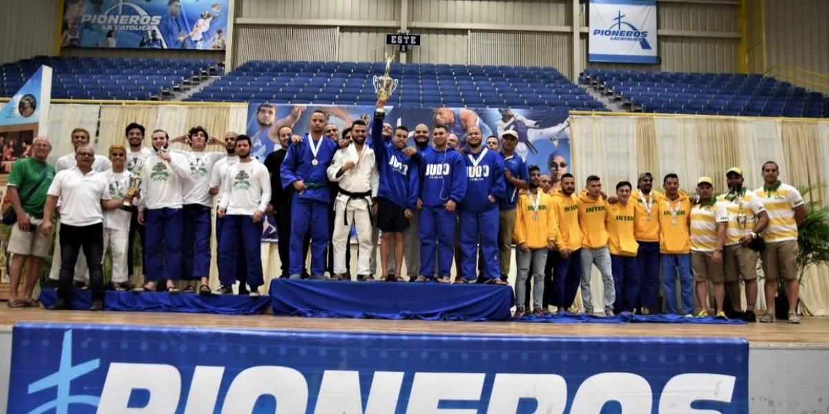 Las Juanas y los Pioneros se adueñan del judo universitario