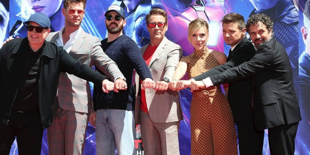 """Avengers: Endgame"" encaminada para romper récords"