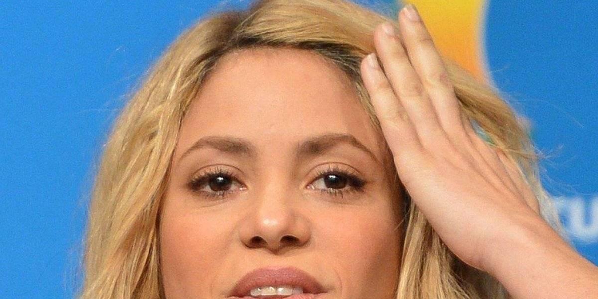 ¡Shakira no está embarazada! Otra foto demuestra que estaría subida de peso