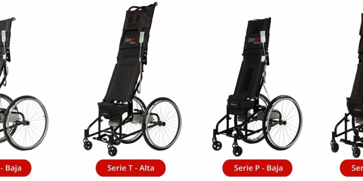 Emprendedor chileno llevará a México sus sillas de ruedas inteligentes