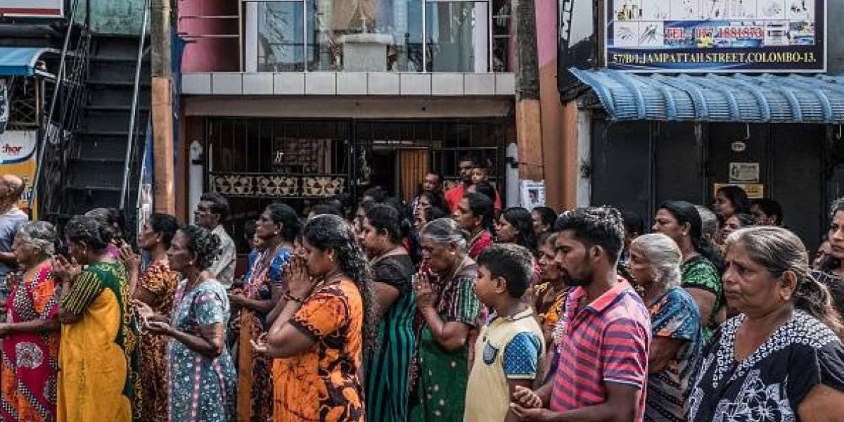 Se revela la procedencia de los atacantes suicidas de Sri Lanka