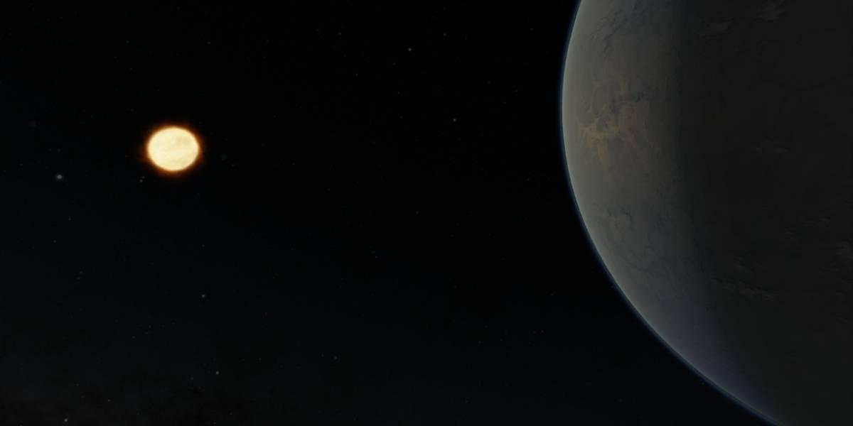 'Visita guiada' pela NASA permite explorar estrela vermelha TRAPPIST-1