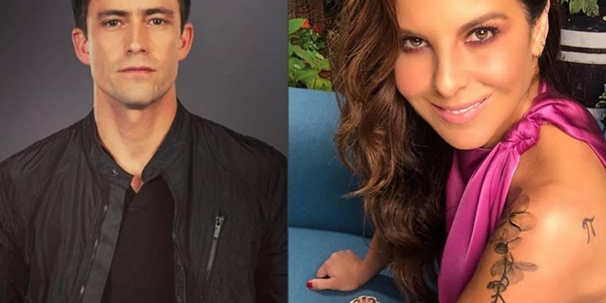 La declaración de amor de Tiago Correa a Kate del Castillo que desató rumores de romance: Te amo y te admiro