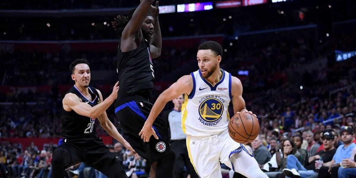 Warriors vs. Clippers: Curry y compañía quieren sentenciar la serie