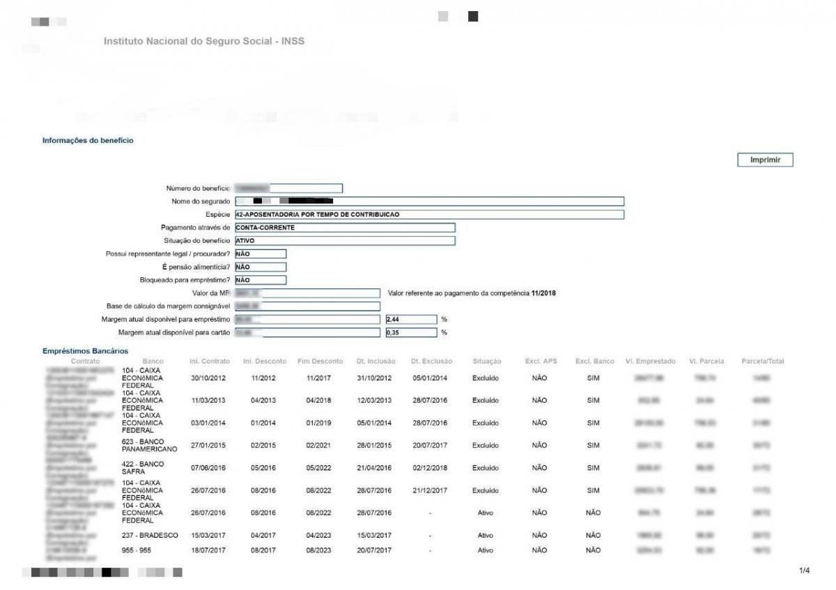 Dados vendidos ilegalmente Reprodução