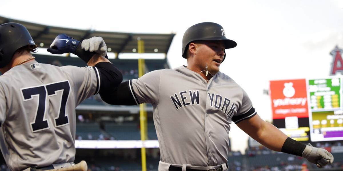 ¡Un hospital! Ya son 15 los lesionados en los Yankees de Nueva York
