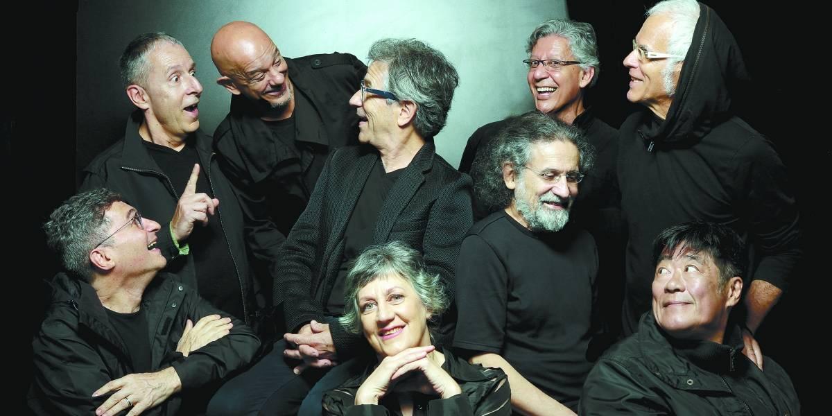 Sem disco de inéditas desde 1992, grupo Rumo se reúne para lançamento de 'Universo'