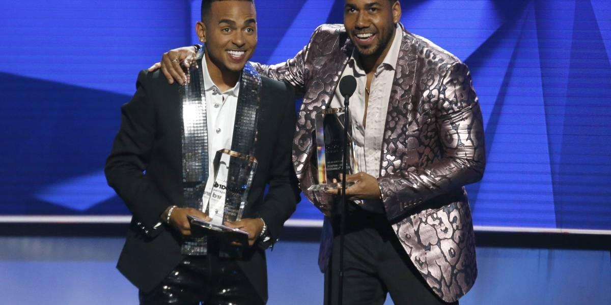 Daddy Yankee, Ozuna, Anuel AA y Nicky Jam ganan Premios Billboard de la Música Latina