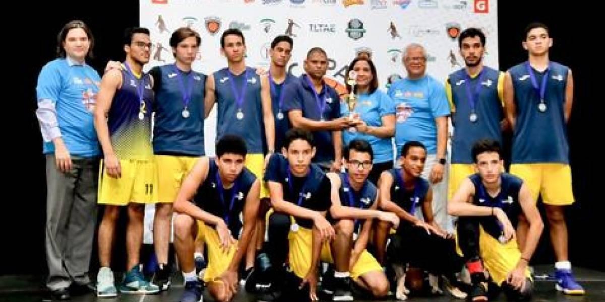 #TeVimosEn: New Horizons se corona campeón en Copa Baloncesto Roberto E. Mata