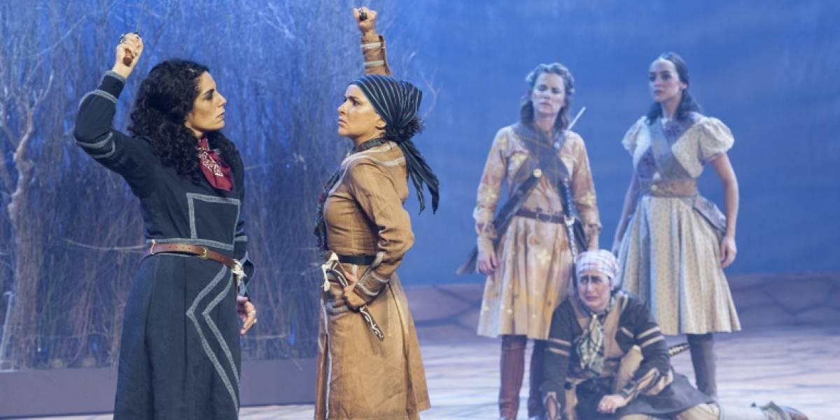 Musical no Sesi conta a história de cangaceiras