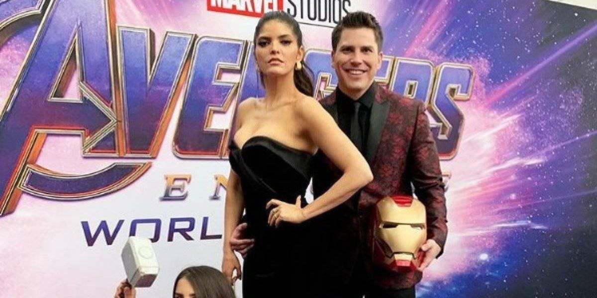 """Ana Bárbara confunde """"Avengers: Endgame"""" con """"Liga de la Justicia"""" e hizo el ridículo"""