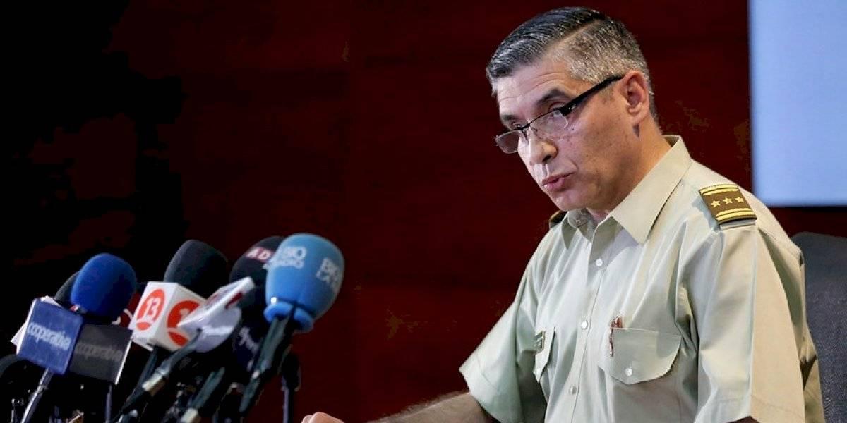 Operación Huracán: general (r) Blu queda con arresto domiciliario total