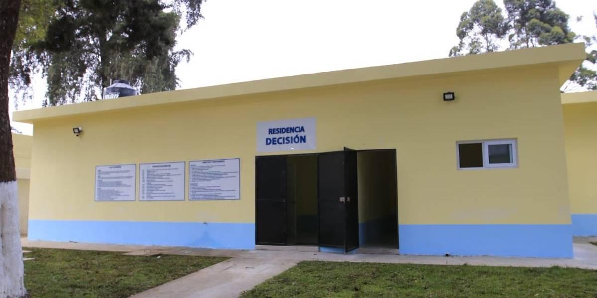 Se inicia traslado de internos de Gaviotas a la Casa Intermedia