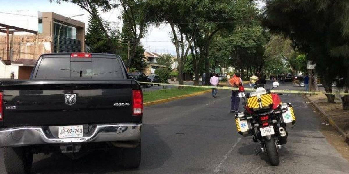 Asesinan a una mujer frente a Casa Jalisco