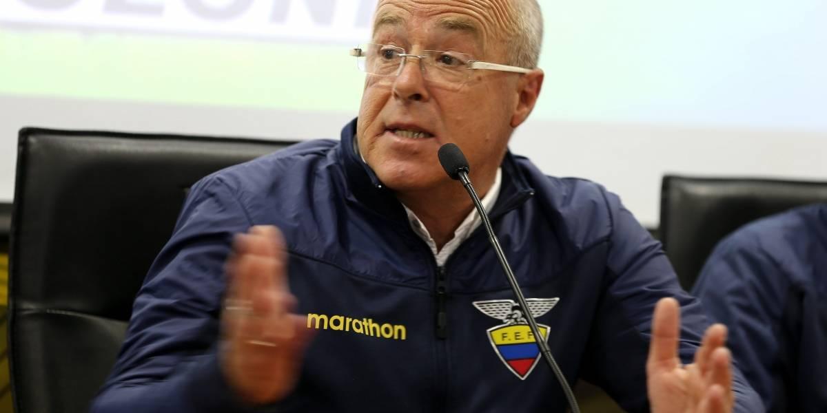 Conoce la lista de convocados de Ecuador para Mundial sub 20