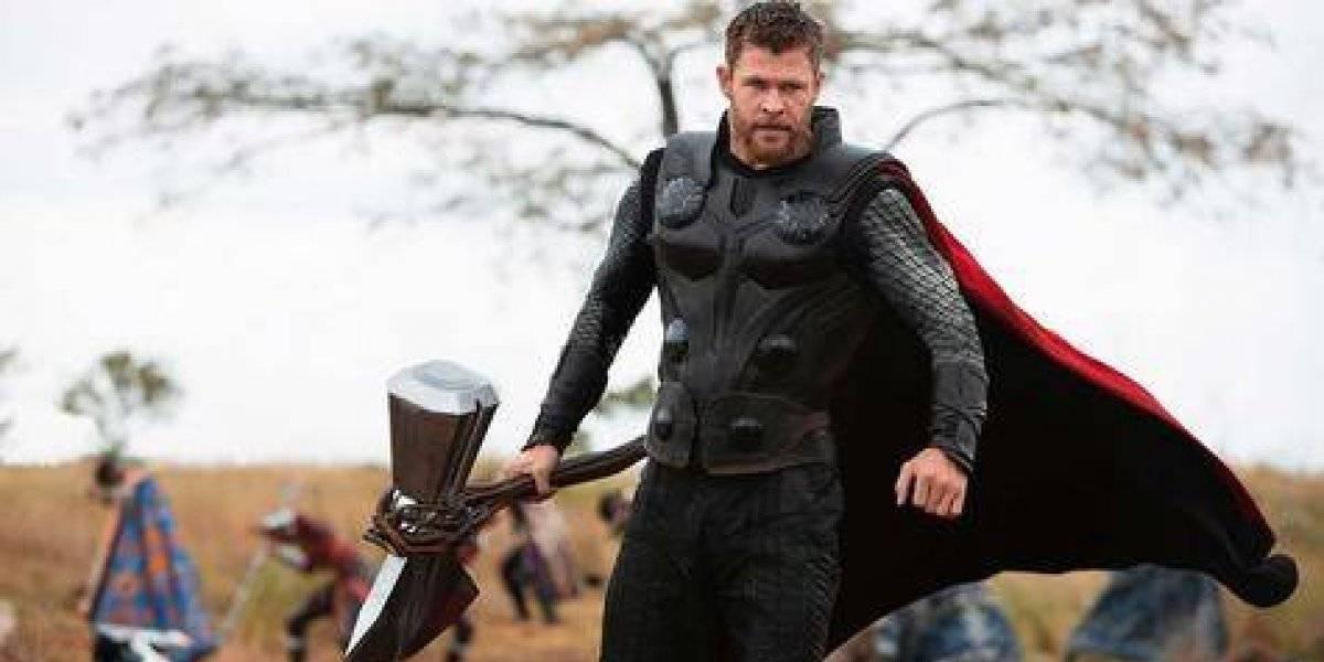 """Chris Hemesworth: Veremos a Thor en su mejor versión"""""""