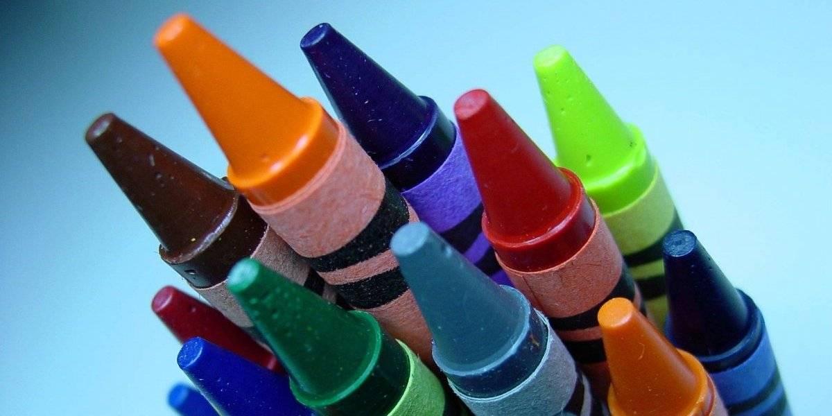 Datos curiosos que desconocías de las crayolas