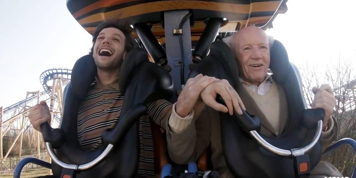 Emocionante: Louis Tomlinson, ex-One Direction, realiza sonhos de idoso viúvo em novo clipe