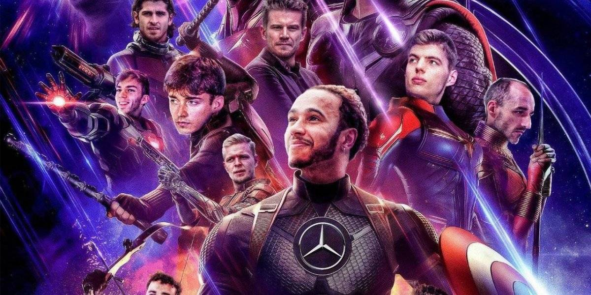 Endgame' pulveriza todos los récords de taquilla — Avengers