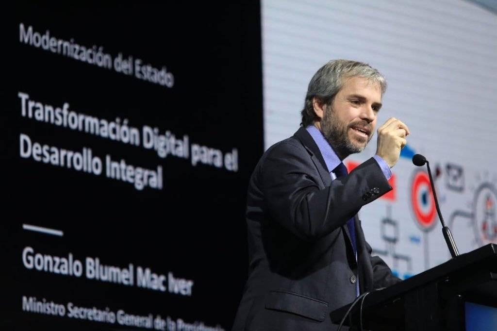 Gobierno Gonzalo Blumel