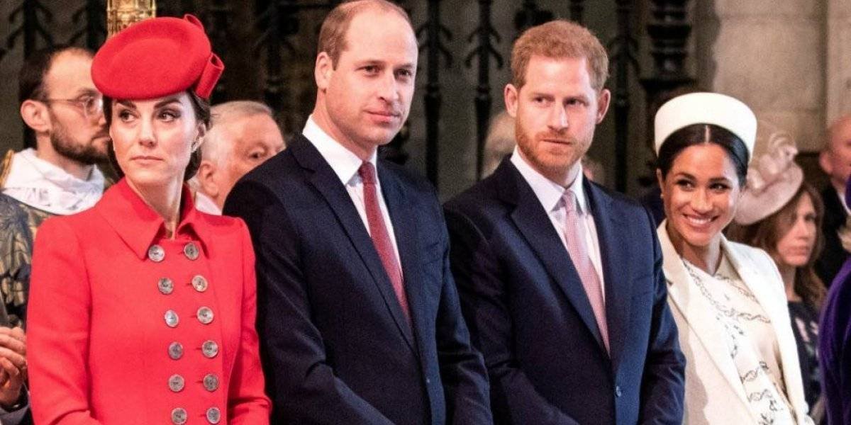 The writer reveals the commentary that began a conflict between Harry and William by Megan Marcel