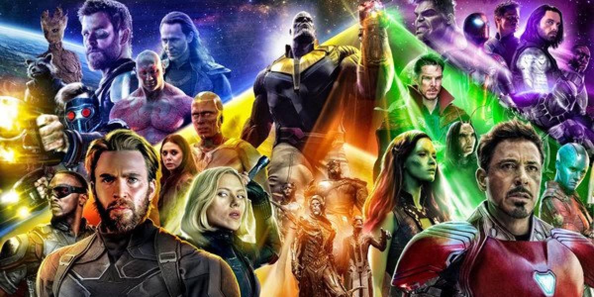Infografía: El juego final ¿será el fin de los tres pilares de Marvel?