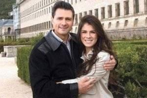 VIDEO. La hija de Peña Nieto sufre aparatoso accidente en una boda