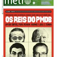 Capas Metro
