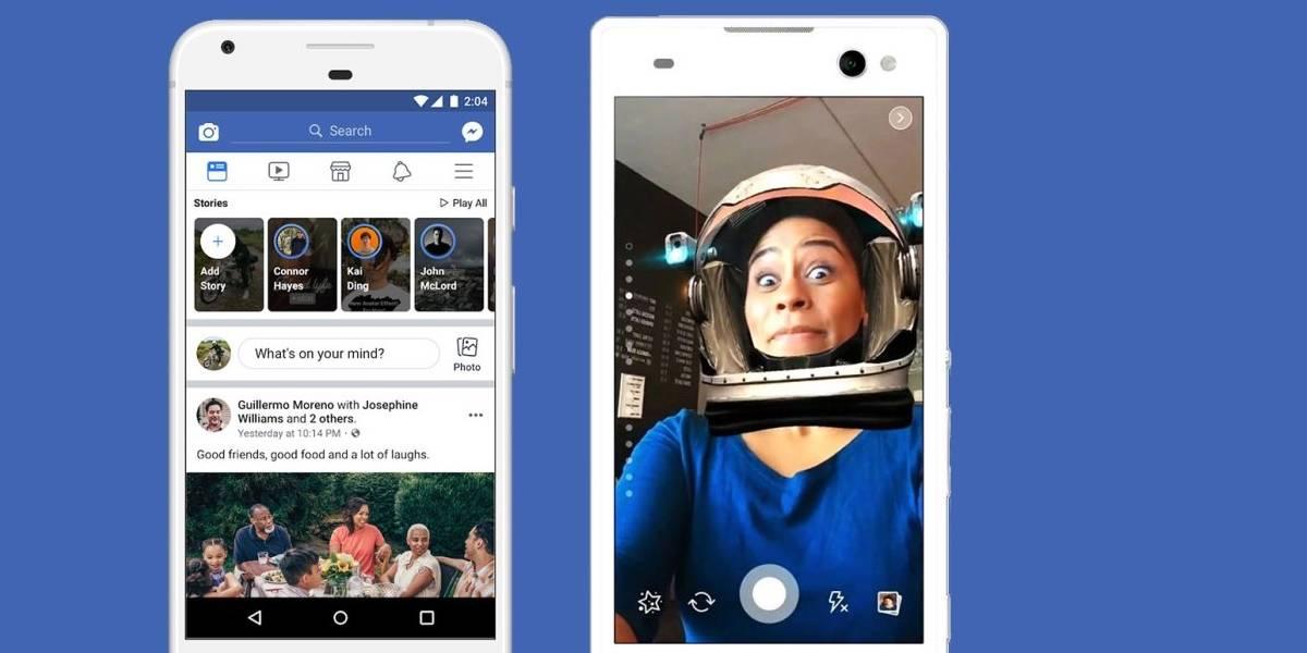Amamos odiarlas: Facebook Stories alcanza los 500 millones de usuarios