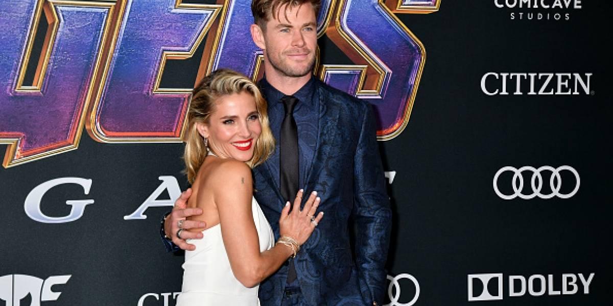 Avengers Endgame: Chris Hemsworth confiesa por qué Elsa Pataky no le deja tener en casa los martillos de Thor
