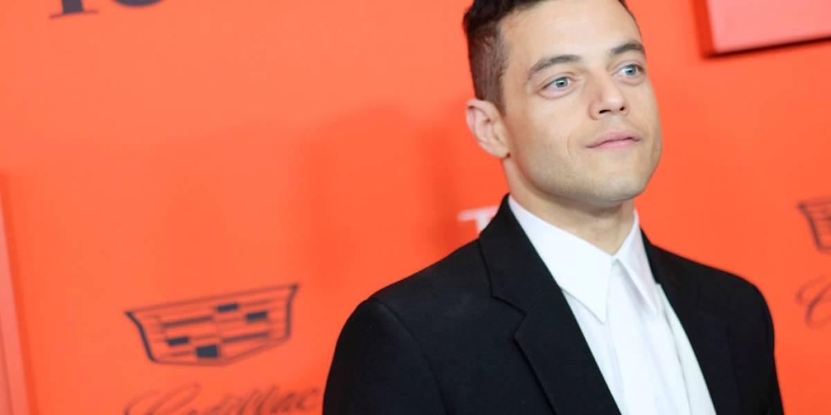 Rami Malek será o vilão do próximo filme da franquia '007'