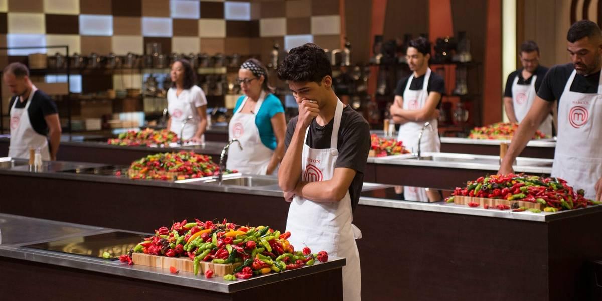 MasterChef Brasil: Quase pensei em desistir, afirma Helton sobre prova da pimenta