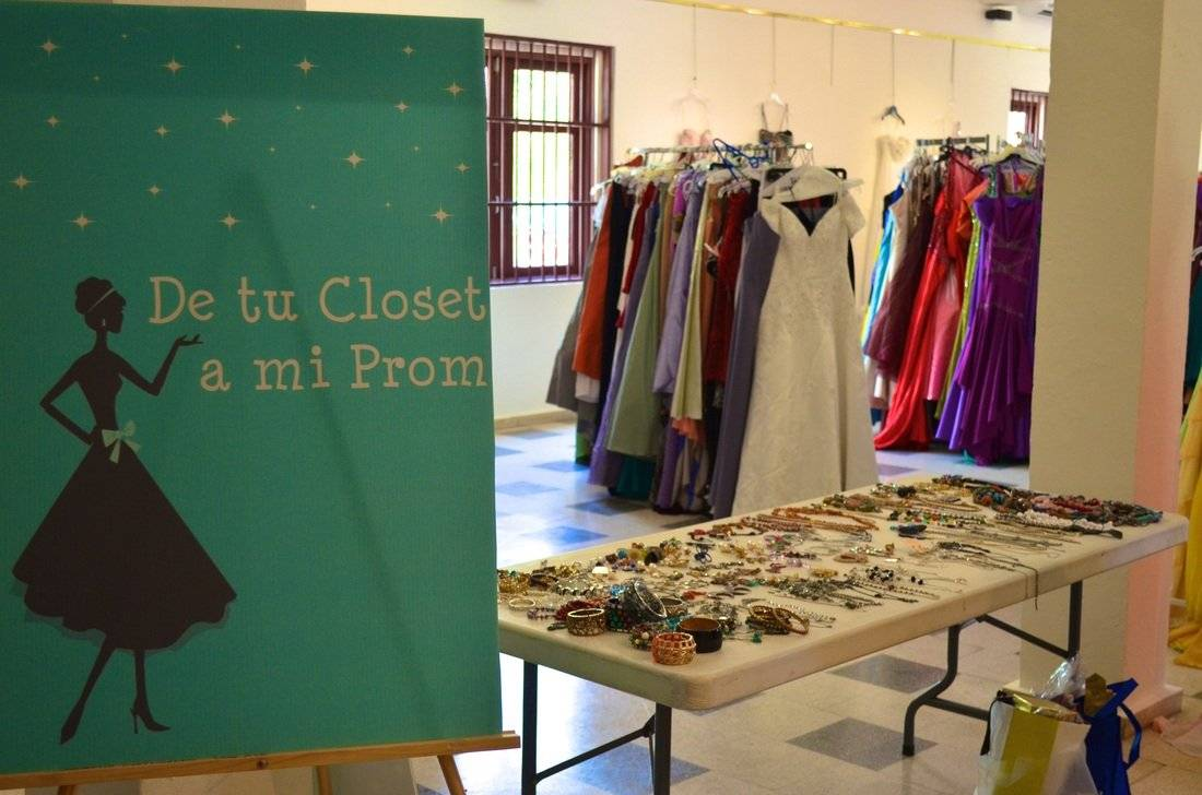closet prom