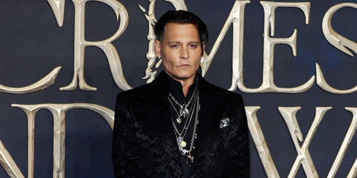 Johnny Depp estaria namorando dançarina russa 30 anos mais jovem