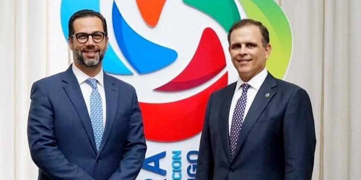 Eligen a Manuel Luna presidente de la Cámara de Comercio de Santo Domingo